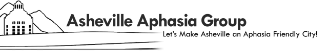 Asheville Aphasia Group